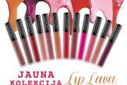 Ilgnoturīgas šķidrās lūpu krāsas Bodyography Lip Lava – JAUNUMS!