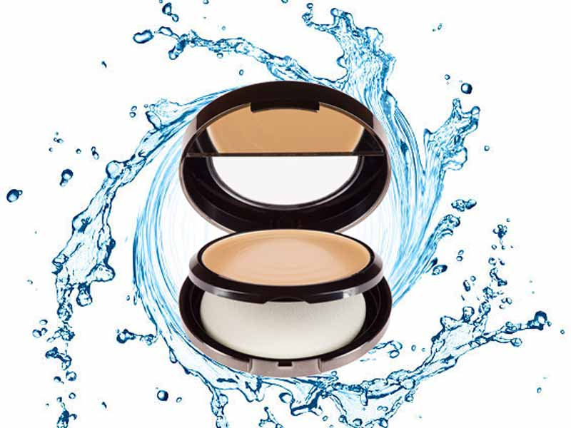Silk Cream Compact Foundation