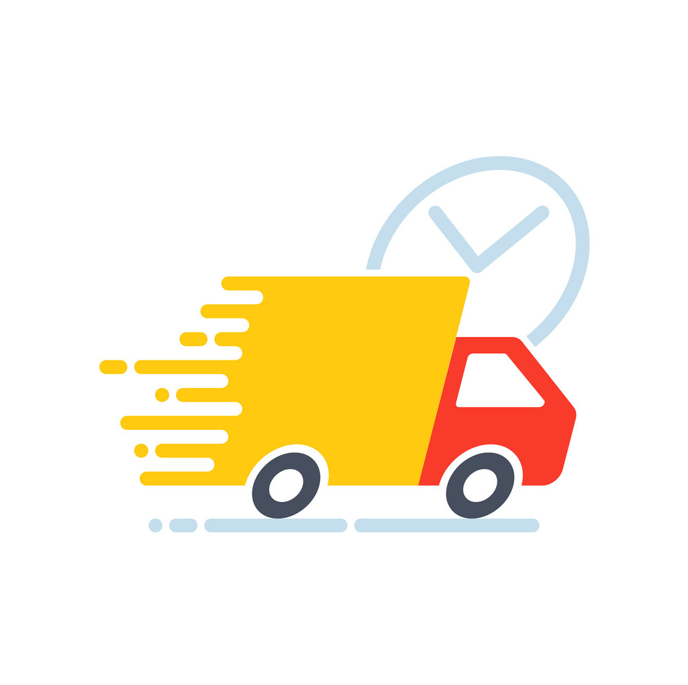 fast shipping icon vector 24390970